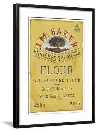 All Purpose Flour-Lisa Audit-Framed Giclee Print