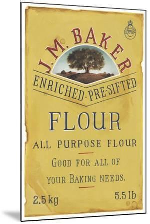 All Purpose Flour-Lisa Audit-Mounted Giclee Print