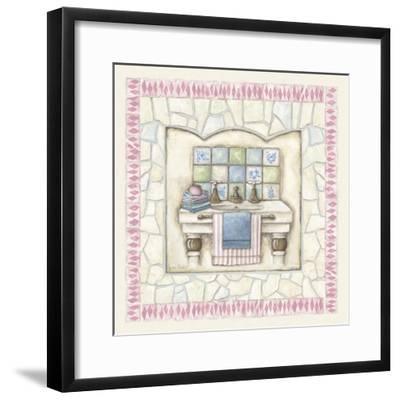 Bath A-Lisa Audit-Framed Giclee Print
