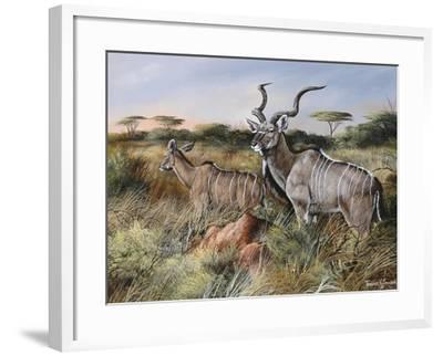 A Brief Look Back-Trevor V. Swanson-Framed Giclee Print