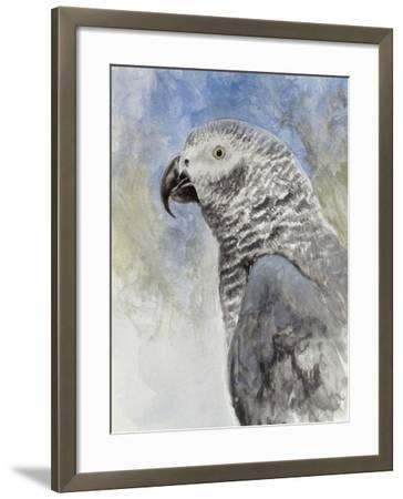 Bird - Head Study-Rusty Frentner-Framed Giclee Print