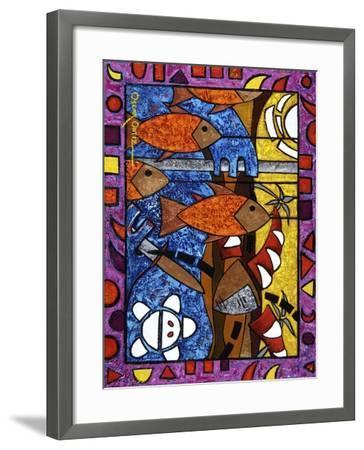 Art 3-Oscar Ortiz-Framed Giclee Print