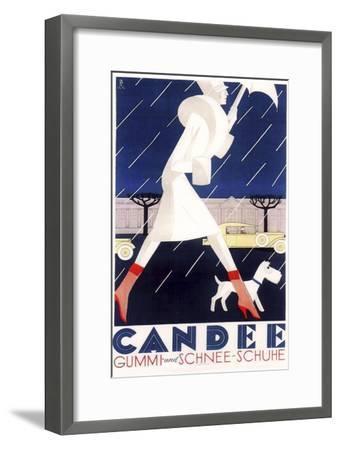 Art Deco--Framed Premium Giclee Print