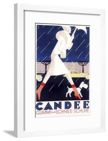 Art Deco--Framed Giclee Print