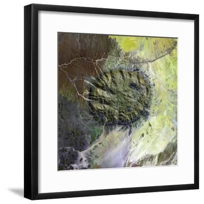 Brandberg Massif, Namibia--Framed Giclee Print
