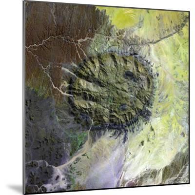 Brandberg Massif, Namibia--Mounted Giclee Print