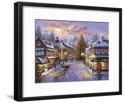 Christmas Eve-Nicky Boehme-Framed Premium Giclee Print