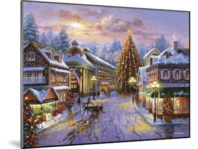 Christmas Eve-Nicky Boehme-Mounted Premium Giclee Print