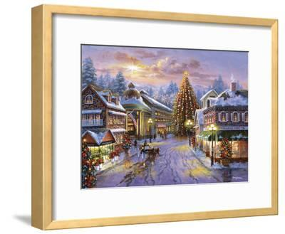 Christmas Eve-Nicky Boehme-Framed Giclee Print