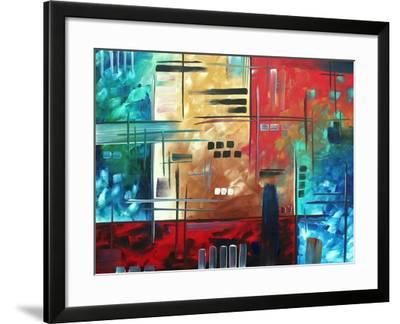Color Rush-Megan Aroon Duncanson-Framed Giclee Print
