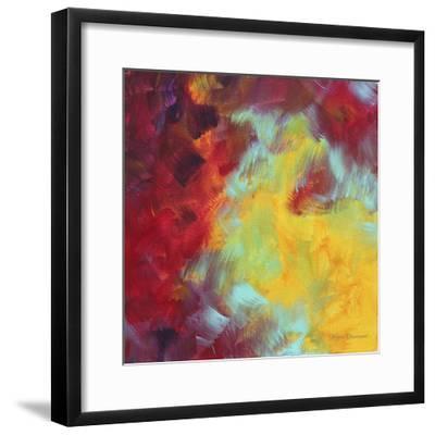 Colors of Glory I-Megan Aroon Duncanson-Framed Giclee Print