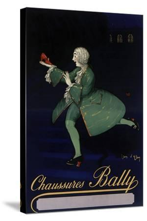 Chaussures Bally--Stretched Canvas Print