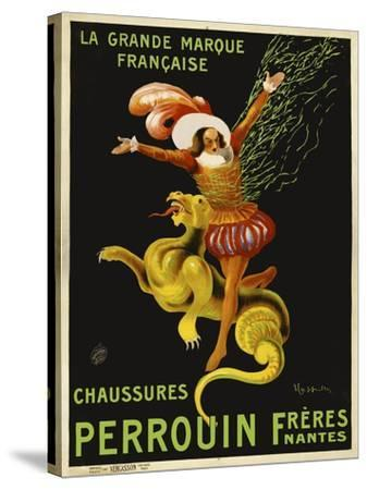 Chaussures Perrouin Fréres--Stretched Canvas Print