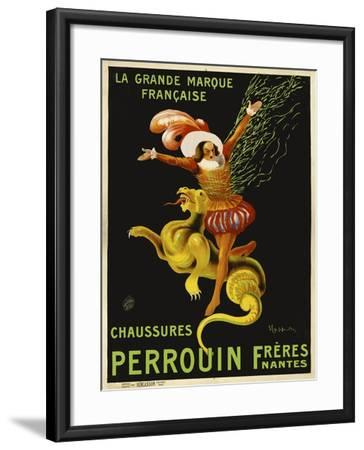 Chaussures Perrouin Fréres--Framed Giclee Print