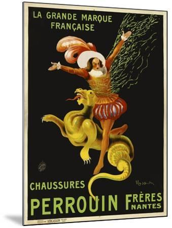 Chaussures Perrouin Fréres--Mounted Giclee Print