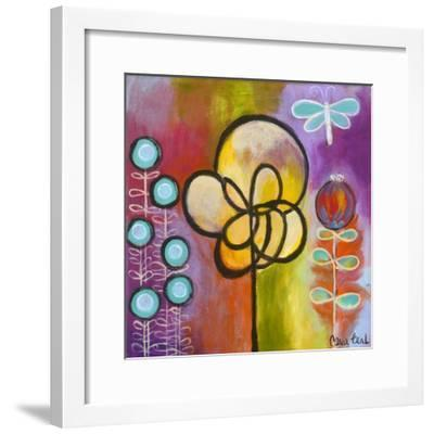 Dragon Fly-Carla Bank-Framed Giclee Print
