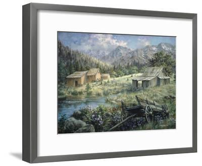 Country-Nicky Boehme-Framed Giclee Print