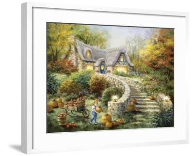 Country Harvest-Nicky Boehme-Framed Giclee Print