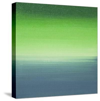 Dreaming of 21 Sunsets - XVI-Hilary Winfield-Stretched Canvas Print