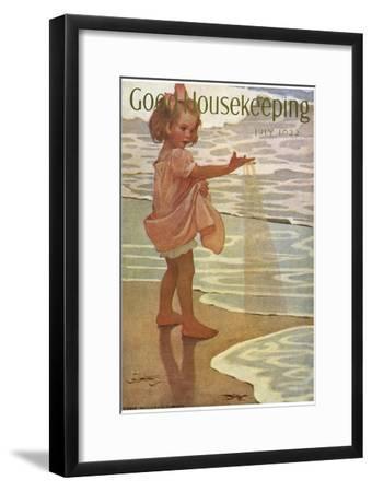 Good Housekeeping II--Framed Giclee Print