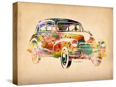 Folsfagen Car 2-Mark Ashkenazi-Stretched Canvas Print