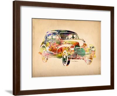 Folsfagen Car 2-Mark Ashkenazi-Framed Giclee Print