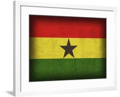 Ghana-David Bowman-Framed Giclee Print