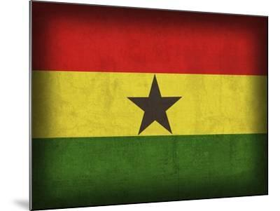 Ghana-David Bowman-Mounted Giclee Print