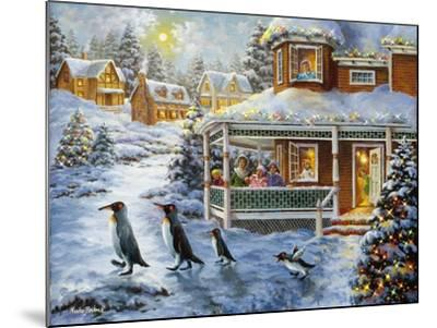 Hey! Wait for Me-Nicky Boehme-Mounted Giclee Print