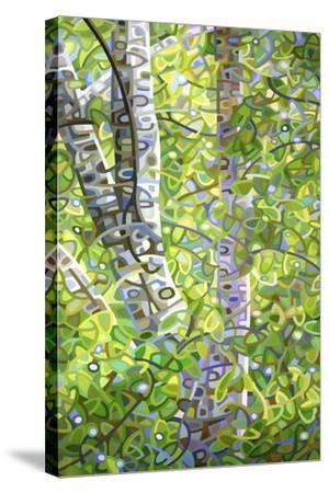 Hide and Seek-Mandy Budan-Stretched Canvas Print