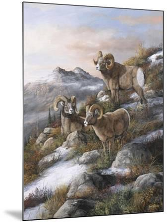 High Country Kings-Trevor V. Swanson-Mounted Giclee Print