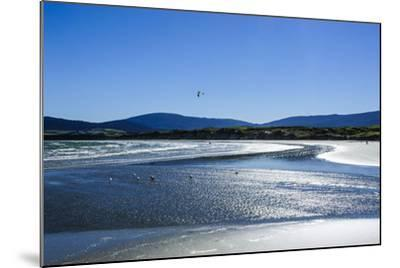 Te Waewae Bay, Along the Road from Invercargill to Te Anau, South Island, New Zealand, Pacific-Michael Runkel-Mounted Photographic Print