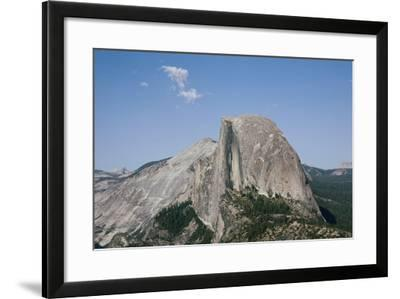 Half Dome from Glacier Point, Yosemite National Park, California, Usa-Jean Brooks-Framed Photographic Print