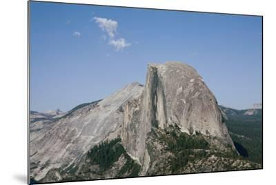 Half Dome from Glacier Point, Yosemite National Park, California, Usa-Jean Brooks-Mounted Photographic Print
