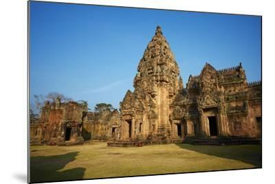 Phanom Rung Temple, Khmer Temple from the Angkor Period, Buriram Province, Thailand--Mounted Photographic Print