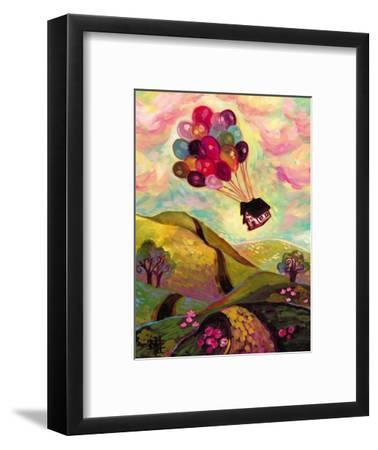 A Great Adventure-Natasha Wescoat-Framed Premium Giclee Print