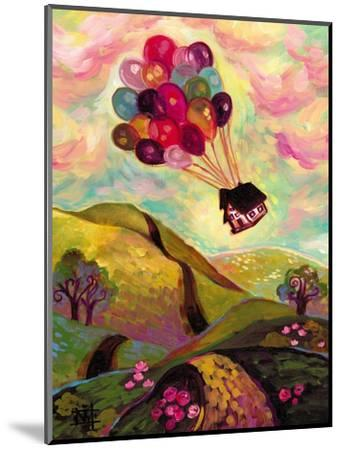 A Great Adventure-Natasha Wescoat-Mounted Premium Giclee Print