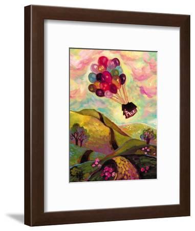 A Great Adventure-Natasha Wescoat-Framed Art Print