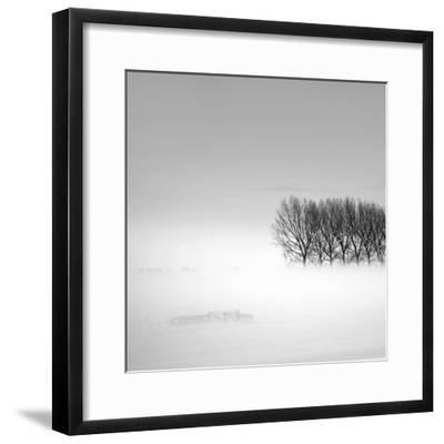 Flatlands, no. 36-Ruud Peters-Framed Photographic Print