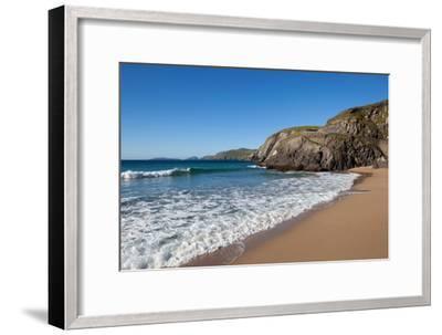 Coumeenoole Beach; Slea Head; Dingle Peninsula; County Kerry; Ireland--Framed Photographic Print