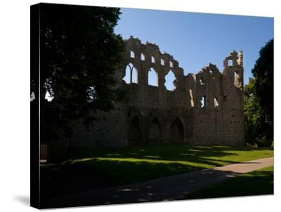 The Jealous Wall Folly, County Westmeath, Ireland--Stretched Canvas Print