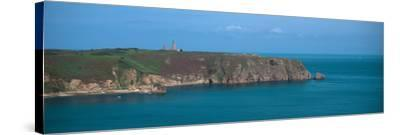 Cap Frehel Peninsula in Cotes-D'Armor, Brittany, France--Stretched Canvas Print