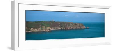 Cap Frehel Peninsula in Cotes-D'Armor, Brittany, France--Framed Photographic Print