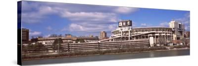 Neyland Stadium in Knoxville, Tennessee, USA--Stretched Canvas Print