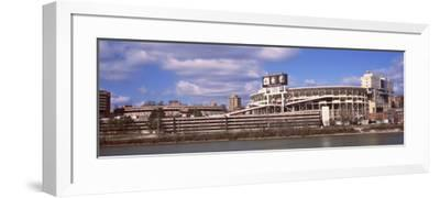 Neyland Stadium in Knoxville, Tennessee, USA--Framed Photographic Print