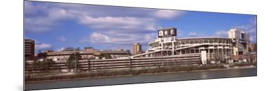 Neyland Stadium in Knoxville, Tennessee, USA--Mounted Photographic Print