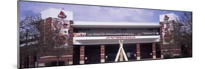 Facade of the Jim Patterson Stadium, Louisville, Kentucky, USA--Mounted Photographic Print