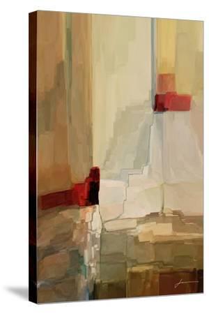 Mesa Panels I-James Burghardt-Stretched Canvas Print