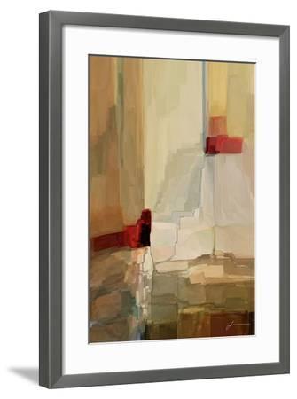 Mesa Panels I-James Burghardt-Framed Art Print