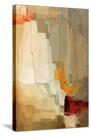 Mesa Panels II-James Burghardt-Stretched Canvas Print